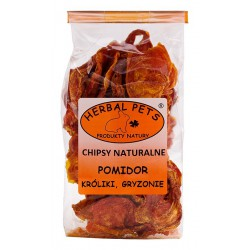 Herbal Pets Chipsy Naturalne Pomidorowe 40g