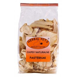 Herbal Pets PASTERNAK -CHIPSY NATURALNE 40g