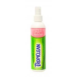 TROPICLEAN Papaya Plus  szampon wzbogacony odżywką dla psów i kotów 236ml