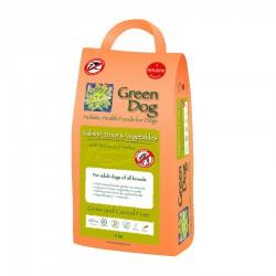 GreenDog (GreenPantry) Naturalna karma dla psa pstrąg z łososiem i warzywami.
