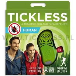TICKLESS HUMAN -GREEN