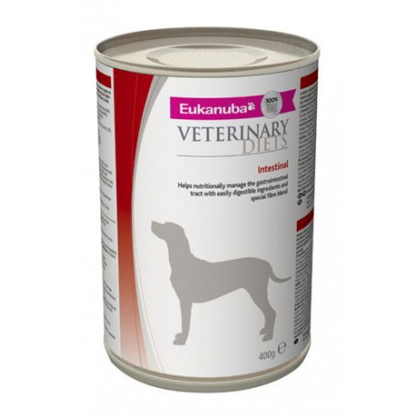 EUKANUBA Intestinal Dog 400g puszka