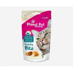 Planet Pet Crunchy Bits na zdrową skórę i sierść