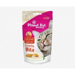 Planet Pet Crunchy Bits przeciw kulom z włosów